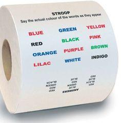 VTIPNÉ DARČEKY Mind trainer toaletný papier (ENG) http://www.coolish.sk/sk/vtipne-darceky/mind-trainer-toaletny-papier-eng-