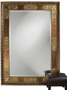 Image of large floor mirror