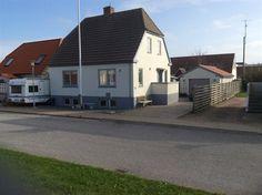 Bådsgårdsvej 29, 7730 Hanstholm - Et af de Gamle Hvide Huse i Hanstholm som også sælges som Fritidshus #villa #selvsalg #boligsalg #tilsalg #hanstholm