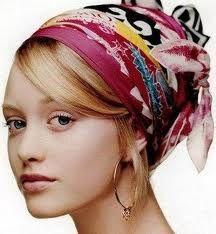 Hair Bandana's & Scarves   Dear GQ  http://deargq.blogspot.com/2012/05/hair-bandanas-scarves.html