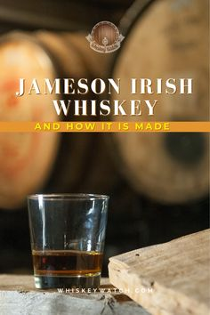 I'm sure that Jameson Irish Whiskey has been one of your first tries ever, just because it's present at lots of parties and because people love all the good combinations you can make with it. If you want to know now how it's been made, and what are its characteristic notes, I got you covered with all the details you should know about it. #whiskeywatch #jamesonirishdrinks #jamesondrinks #jamesonwhiskeydrinkseasy #jamesonirishwhiskeybottle #jamesoncocktails #irishjamesondrinks #jamesondrinks