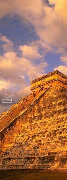 Chichen Itza #Mexico