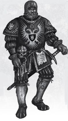 Znalezione obrazy dla zapytania watchmen warhammer