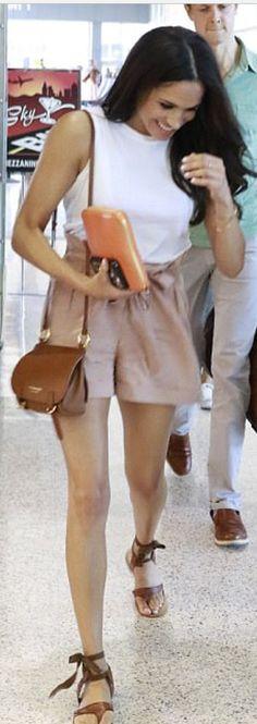Shoes – Sarah Flint Sunglasses – Sama Eyewear Shorts – Club Monaco Purse – Burberry Iphone case – Stow
