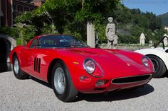 1962 - 1964 Ferrari 250 GTO Pininfarina Coupe: 77-shot gallery, full history and specifications