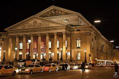 opera house | Munich Opera House | Flickr - Photo Sharing!