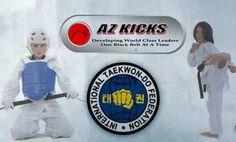 Karate Kids Summer Camps At AZ Kicks Just $99 For A Full Week Includes Uniform - From http://www.monsoondeals.com