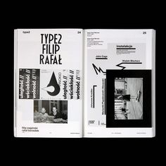 LAST DAY for 10% OFF EVERYTHING use code NOIR17 at DRAW DOWN / www.draw-down.com / Warsaw Issue #28 of German design magazine Slanted explores the deep pool of contemporary design coming from Warsaw Poland. Eighteen creative studios and individuals are highlighted from old masters and legends ( #RosławSzaybo #MieczysławWasilewski ) to younger practitioners ( #Noviki #Type2 #JakubdeBarbaro #EdgarBąkStudio ). Other well known figures from the contemporary design scene  Łukasz Dziedzic FONTARTE…