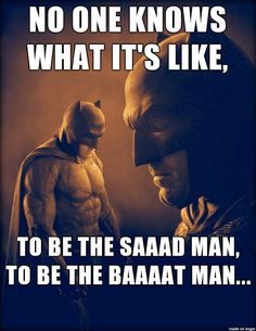 I love the internet. #SadBatman pic.twitter.com/kEVZ9TFpDv