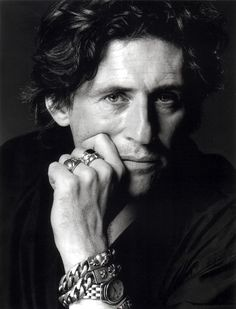 Gabriel Byrne.....Had a crush on Professor Bhaer at an entirely inappropriate young age:-P