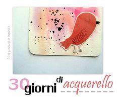 caterina e dintorni: 30 days of watercolor / nine