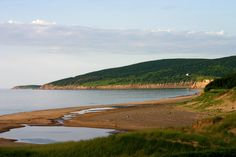 Another look at Inverness Beach, Cape Breton Island, Nova Scotia. Inverness Nova Scotia, Inverness Cape, Places To Travel, Places To See, Beach Village, East Coast Road Trip, Island Pictures, Atlantic Canada, Parks Canada
