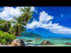 The Best Music To Relieve Fatigue! Just listen for 10 minutes to relax - YouTube Seychelles Island, Les Seychelles, Tiki Hut, Photos Panoramiques, Spiritual Music, Sailing Cruises, Photo Libre, Destinations, Island Beach