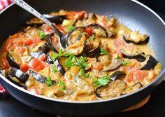 Kókusztejes padlizsáncurry | Nor receptje - Cookpad receptek