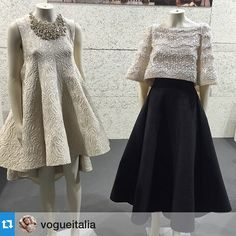 Thank you for stopping by our space @vogueitalia #Repost ・・・ Krikor Jabotian…