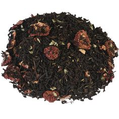 AARDBEIEN ROOM   Deze thee complementeert een fijne Ceylonthee met een harmonisch toegevoegde aardbeien- roomsmaak. Deze romige, fruitige thee is een ware sensatie in Duitsland en zeker de moeite waard om eens lekker samen met je vriendinnen uit te proberen. Koekje erbij, gezellig!  