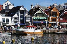 Stavanger, Norway photos from the World Atlas journey around ports in northern Europe - worldatlas.com