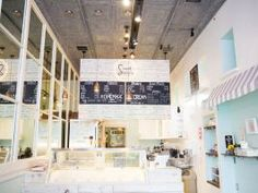 """For Something Sweet: <a adhocenable=""""false"""" href=""""/content/food/restaurants/ca/sonoma/s/sweet-scoops-restaurant.html"""">Sweet Scoops</a> : <p>At this tiny ice cream shop on the Historic Sonoma Plaza, punny flavors like Chex Mix-a-Lot and A-lot-a-choco-lata are not just fun to order but also creamy and decadent. There are plenty of incredible flavors to choose from, so opt for the sampler size, which scoops out six different flavors. Vegans, take note: The shop serves at least two dairy-free…"""