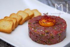 Steak Tartar / Steak Tartar