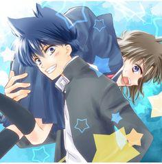 Kaito Kuroba, Magic Kaito, Conan, Detective, Couples, Kids, Anime, Fictional Characters, Art
