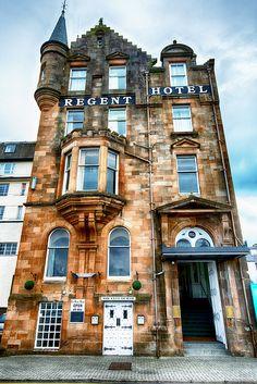 Regent Hotel, Oban, Scotland
