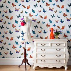 Julien MacDonald wallpaper collection | Graham & Brown | wallpaper collection | feature walls | Housetohome | Ideal Home