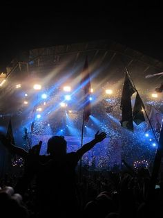 Jack Hipgrave: Coldplay at Glastonbury Festival 2011.