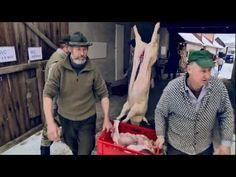 Zabíjačka u Lukáčov 19. 1. 2013 - YouTube
