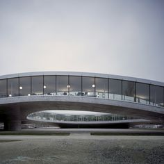 The Rolex Learning Center, a university study centre by Japanese architects SANAA, opens in Lausanne, Switzerland next week