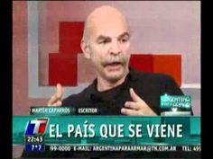 Jorge Lanata, Martin Caparrós y Thomas Abraham hablan de la Argentina que se viene tras la relección de Cristina Kirchner.