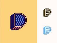 LD [ mark ] by Szende Brassai / Adline #Design Popular #Dribbble #shots