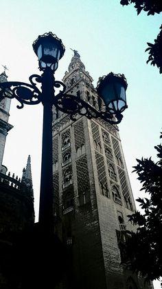 La Giralda. Sevilla