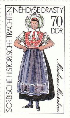 Free State, Historical Costume, Stamp Collecting, Eastern Europe, Postage Stamps, Germany, Textiles, Costumes, Austria