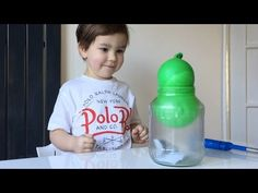How To Suck A Water Balloon Into A Bottle - YouTube