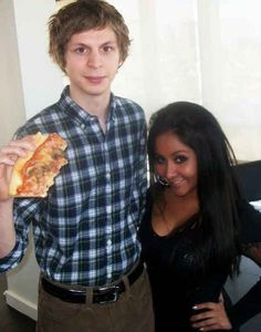 And culture. | 17 Photos That Define Michael Cera
