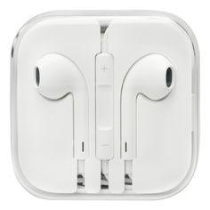 Original Apple EarPods In-Ear Headset mit Mikrofon und Fernbedienung (Remote) mit Aufbewahrungs- und Transporthülle: Amazon.de: Elektronik. 9,13 Euro