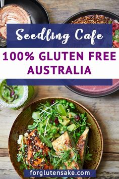 Looking for the best dedicated gluten free restaurants and meals in Australia? Check out Seedling Cafe: 100 Percent Gluten Free Australia. Fodmap Recipes, Gluten Free Recipes, Gluten Free Restaurants, Gluten Free Bakery, Gluten Free Living, Gluten Intolerance, Celiac, Foods To Eat, Free Travel