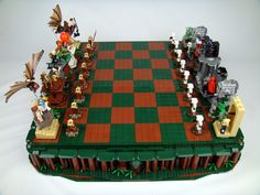 Exploriment: Search results for star wars chess