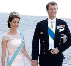 Princess Marie & Prince Joachim