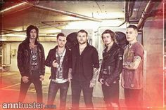 They're perfect! #AskingAlexandria <3