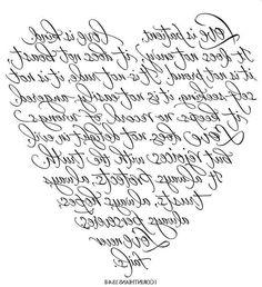 Reverse image for decoupage. Stencils, Papel Vintage, Love Quotes, Inspirational Quotes, Images Vintage, Card Sentiments, Word Art, Bible Verses, Love Scriptures