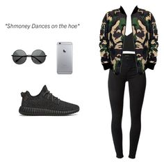 Fall back by fuckingupsociety on Polyvore featuring moda, J Brand, Miss Selfridge and adidas Originals