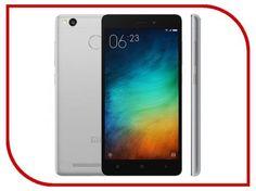 Сотовый телефон Xiaomi Redmi 3S 16Gb Silver  — 8969 руб. —