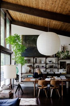 Slow Living, Home Living, Living Spaces, Living Room, Studio Living, Style At Home, Piece A Vivre, Interior Design Inspiration, Decoration