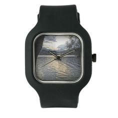Misty Waters Watch by AngelEowyn. $64.50