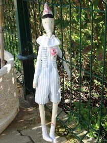Miquinhas & Cia.: Tutorial Pinóquio Tilda Art Dolls, Kids Toys, Snowman, Harajuku, Creations, How To Make, Handmade, Collection, Fans