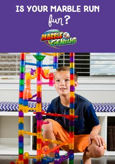 One of the biggest tests of a toy is its fun factor. Learn some of the key components of a long-lasting toy + what to look for in marble runs to ensure the most fun for your kids as possible. Hands On Learning, Learning Through Play, Marble Toys, Steam Toys, Building Toys, Kids Toys, Key, Running, Games