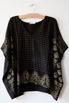 Black and gold too short to be a tunic, but i think i'd like it anyway