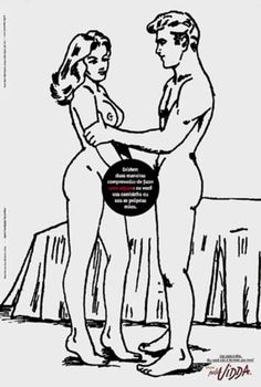 Read more: https://www.luerzersarchive.com/en/magazine/print-detail/5105.html There are two ways to protect yourself against AIDS: using your hand or a condom . Tags: Agencia ESPM, Sao Paulo,Anna Luiza Padua,Camila Veloso,Andre Eppinghaus,Maria Del Pilar,Carlos Zefiro,Grupo pela Vidda