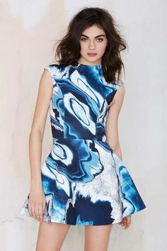 Cameo Day Dreaming Neoprene Dress | Shop Clothes at Nasty Gal!